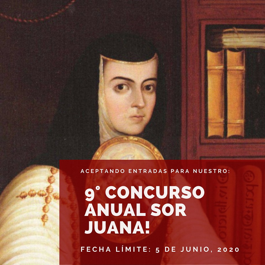 Sor Juan Poetry Contest in Spanish