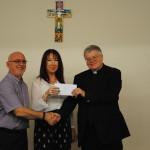 St Albans' Donation