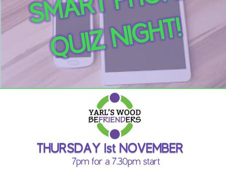 Smartphone Quiz Night
