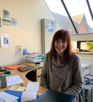 Welcome to new Volunteer Co-ordinator Lou
