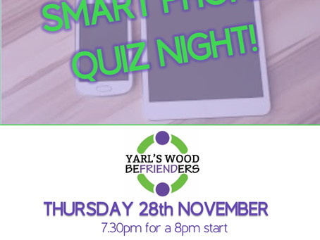 Smartphone Quiz at the White Horse