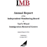 IMB 2016 Annual Report on YWIRC