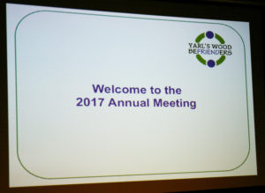 Photos from Annual Meeting 2017