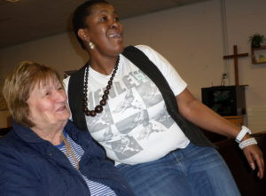 In Memory of Sue Sarsfield