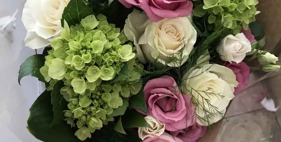 Bouquet de la fleuriste