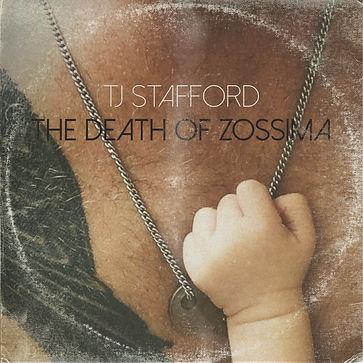 Album Cover_TJ STAFFORD_TheDeathOfZossim