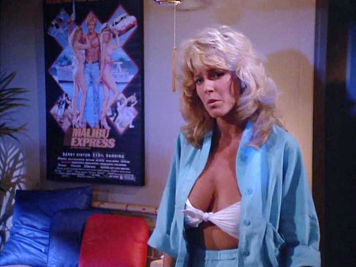 Carrie leighs nude