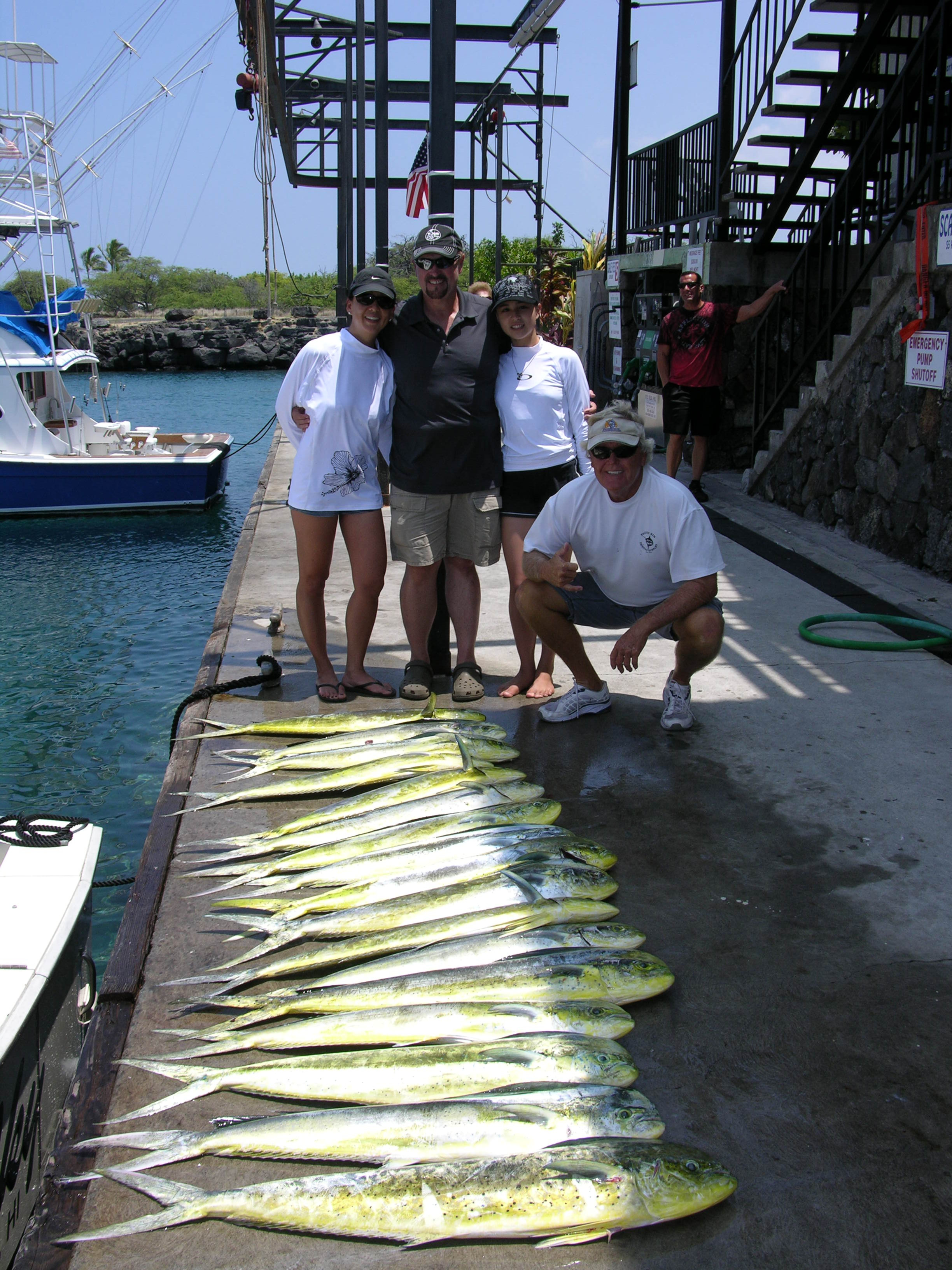 3/4 Day Charter