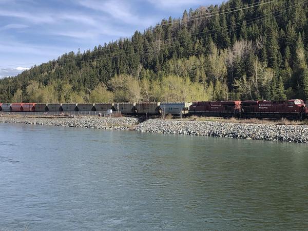 Bow River Calgary AB
