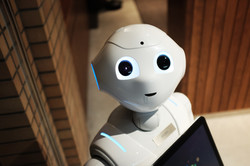 Robot with Artificial Intelligence