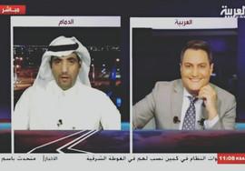 Interview on Al Arabiya