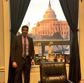 In Congressional Office Building