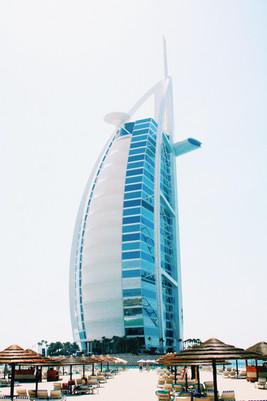 Iconic Dubai Tower