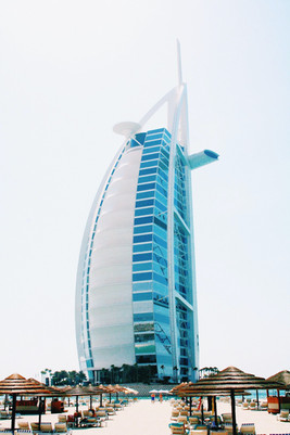 Iconic Dubai Tower