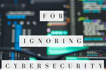 HTA Top Excuses Ignoring Cybersecurity c