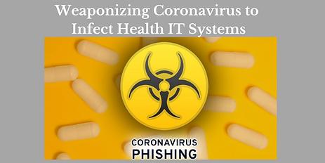 HTAA Weaponizing Coronavirus to Infect H