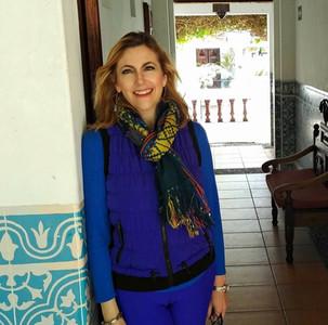 At the Hacienda in Ecuador