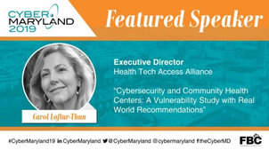 CyberMaryland Conference