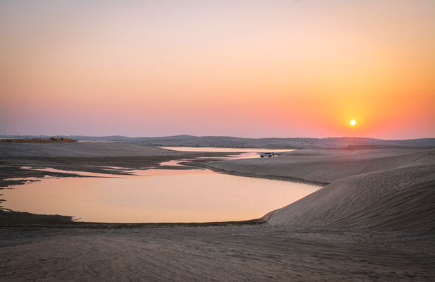 Doha Sands in Qatar