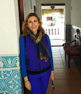Carol in Ecuador