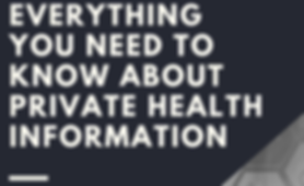 Private Health information E-Book_edited