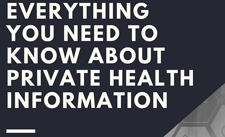 Private Health information E-Book_edited