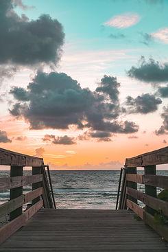 Juno Beach Florida Wood Stairs kenrick-m