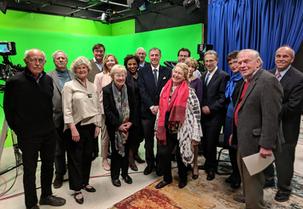 Diplomacy-at-Risk TV Series