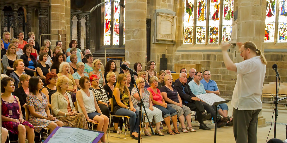 Summer Singing Day (Classical choral)