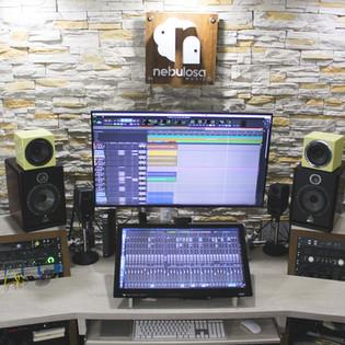 Control Room Nebulosa Music