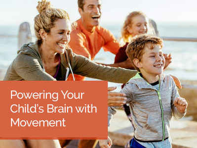 Improve brain power for your children? Get them to move!