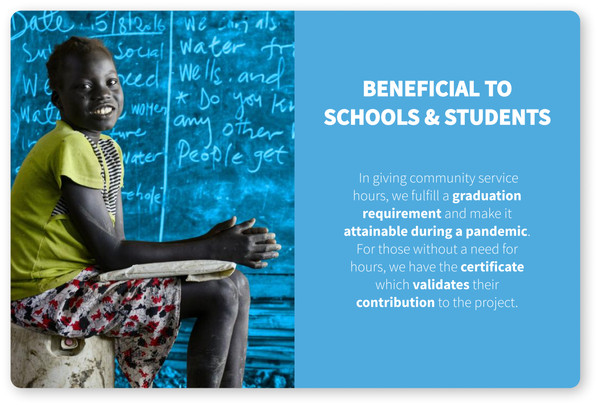 UNICEF Project Connect Application