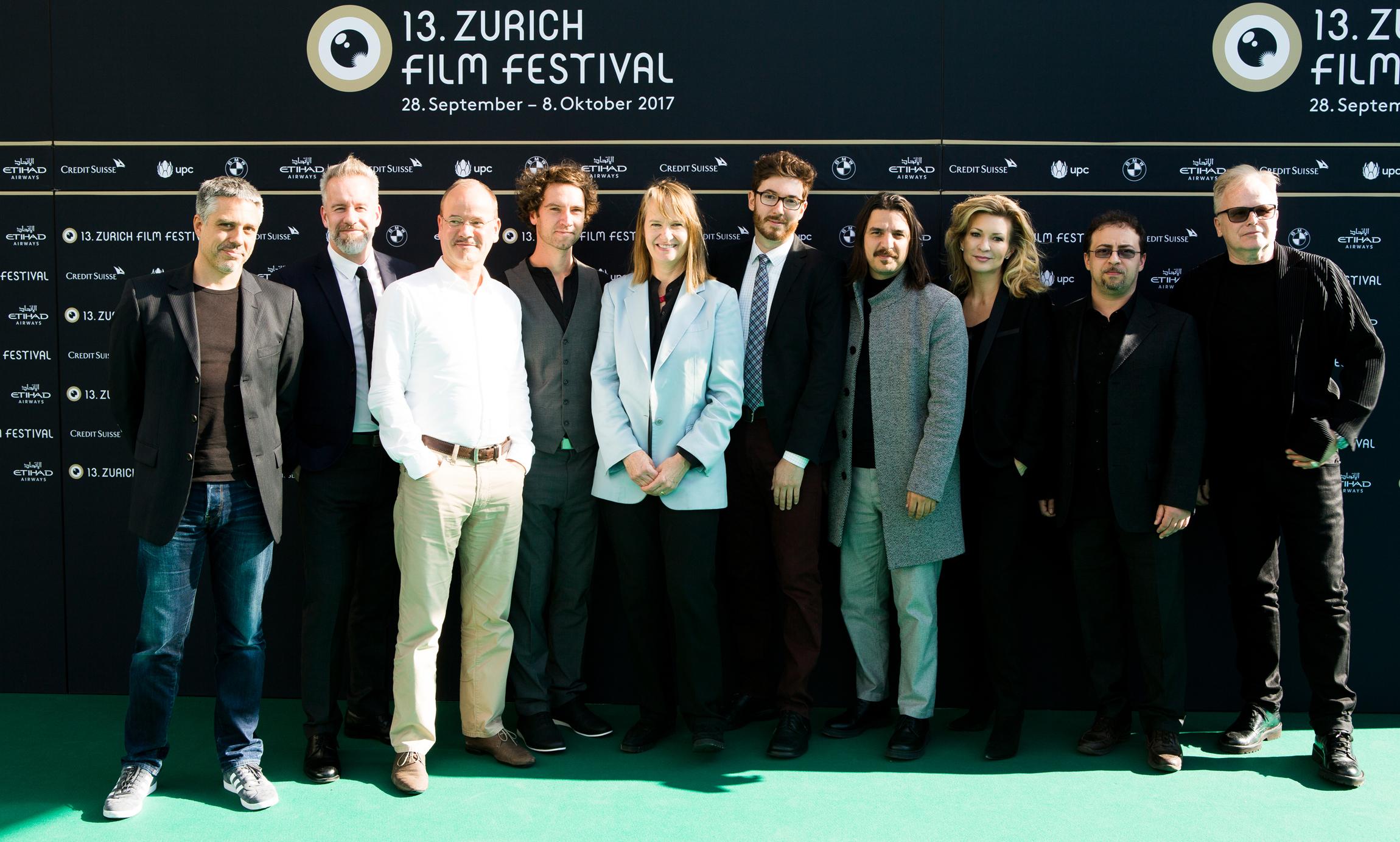 Jury et Finalistes