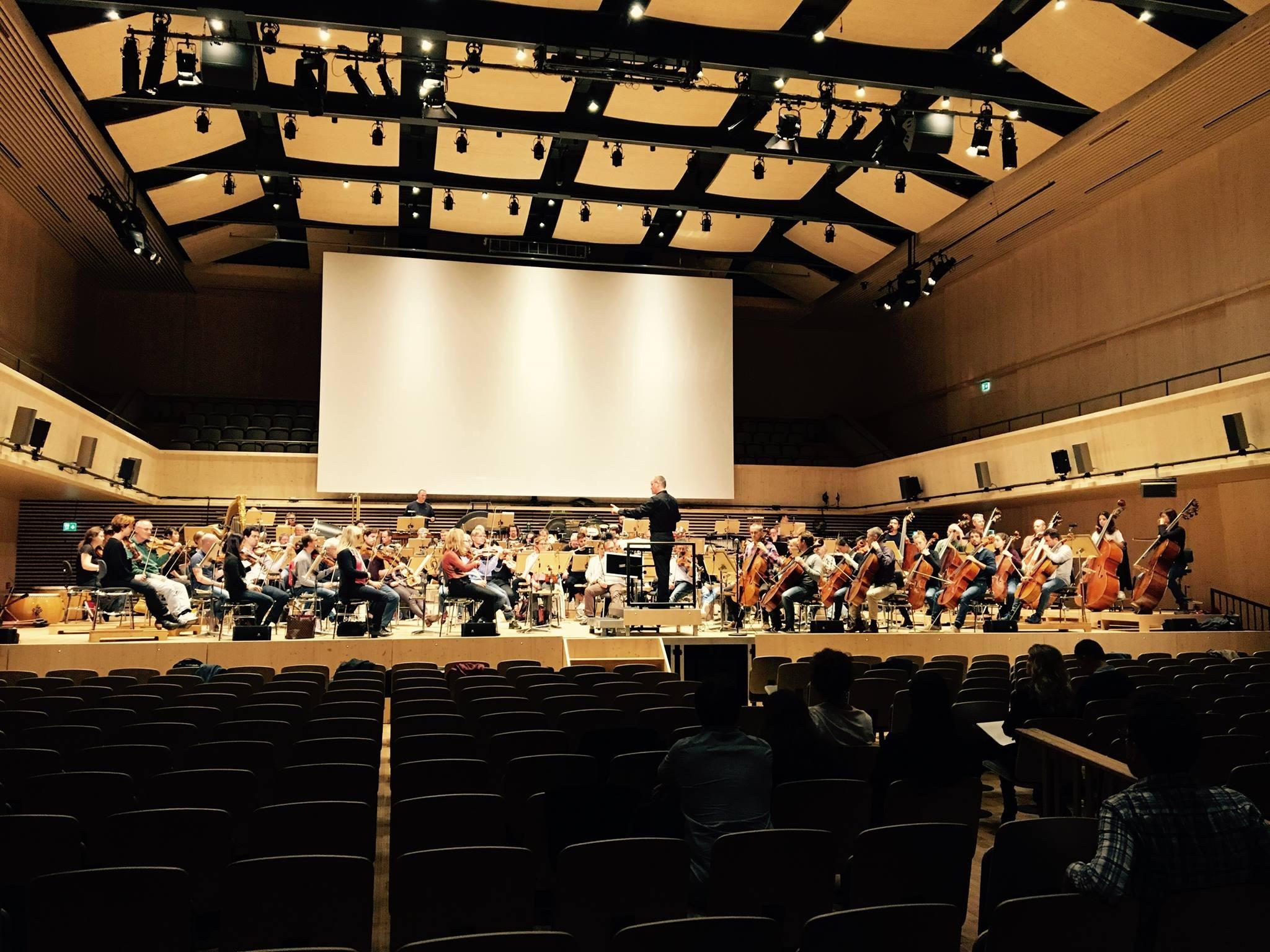 Orchestre de la Tonalle de Zurich