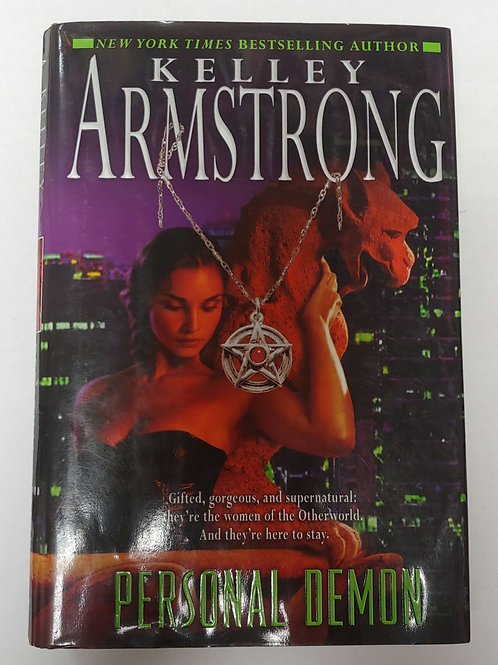 Personal Demon- Kelly Armstrong