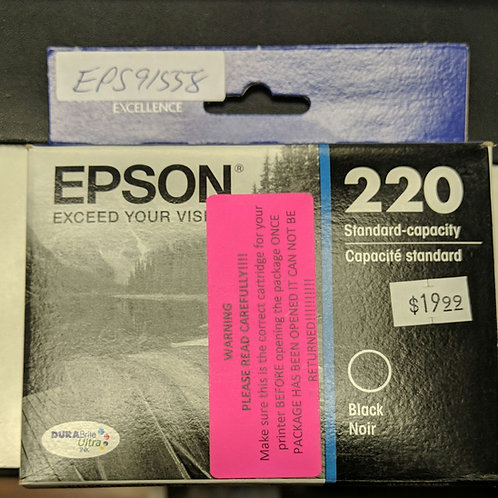 Epson 220 blk