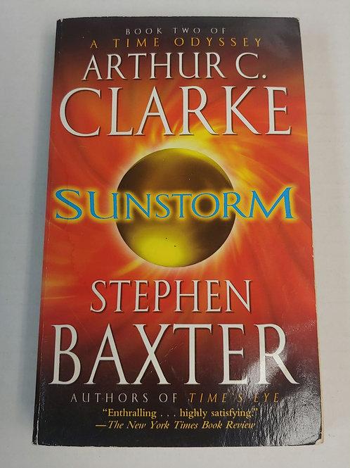 Sunstorm- Arthur C. Clarke and Stephen Baxter