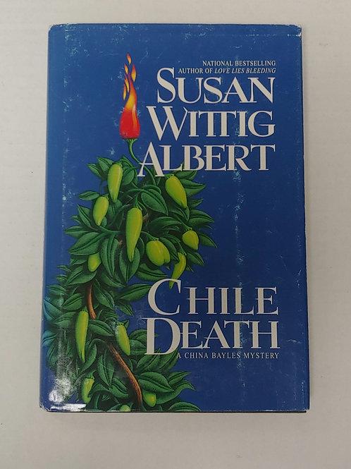 Chile Death- Susan Wittig Albert