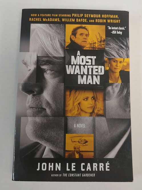 A Most Wanted Man- John Le Carre