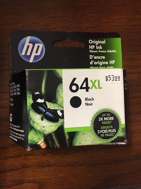 HP 64XL Black