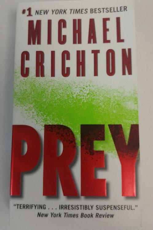 Prey- Michael Crichton
