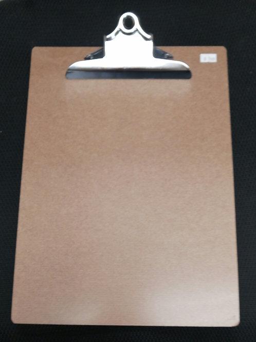 Selectum wooden clipboard
