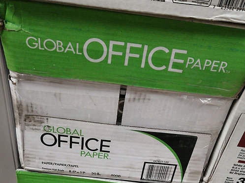 Global office box paper