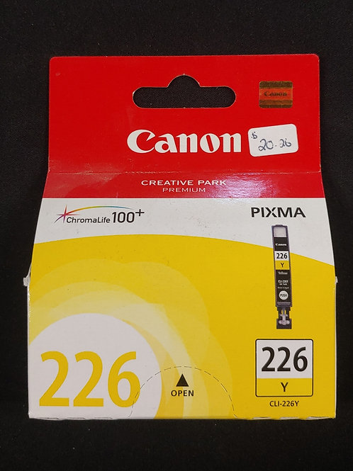 Canon 226 Yellow Ink