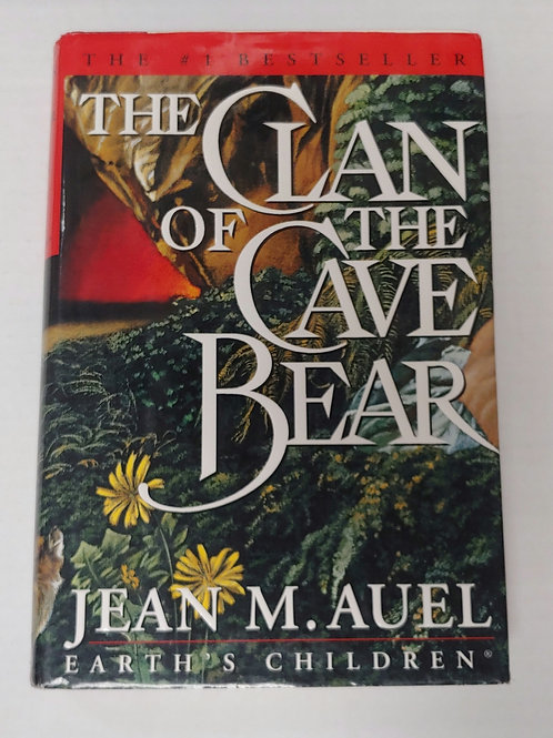 The Clan of the Cave Bear- Jean M. Auel