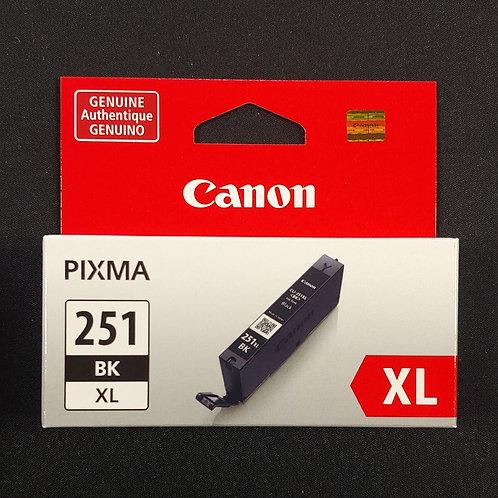 Canon Pixma 251xl Black Ink