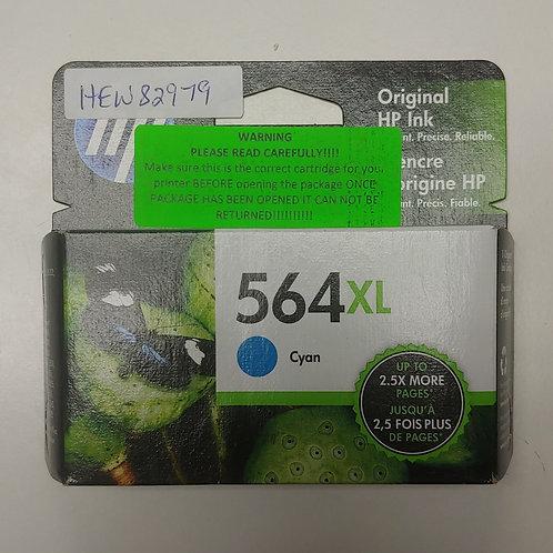 HP 564xl Cyan Ink