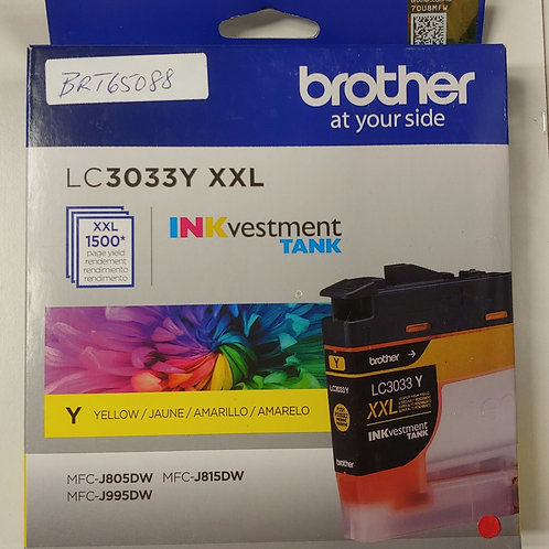 LC3033Y XXL Ink