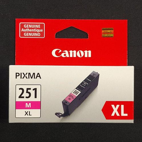 Canon Pixma 251xl Magenta Ink