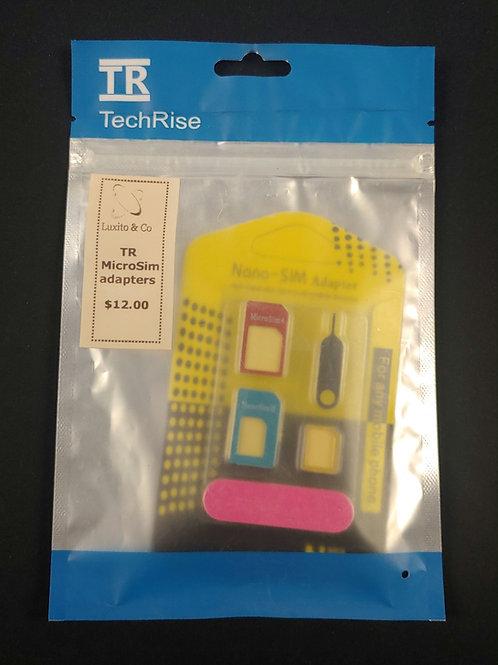 TechRise Micro Sim Adapters